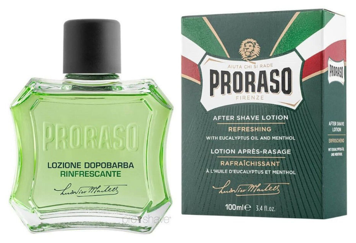 After Shave PRORASO Eucalipto