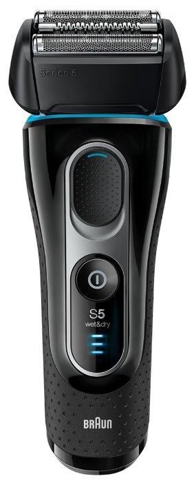 3. Braun 5147s Series 5 - эволюция точности