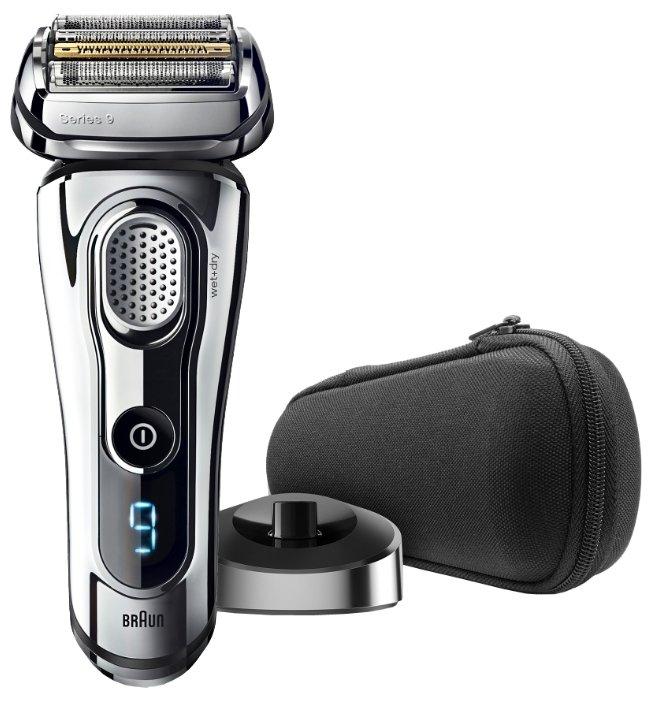 2. Braun 9293s Series 9 – технологии во главе вашего бритья