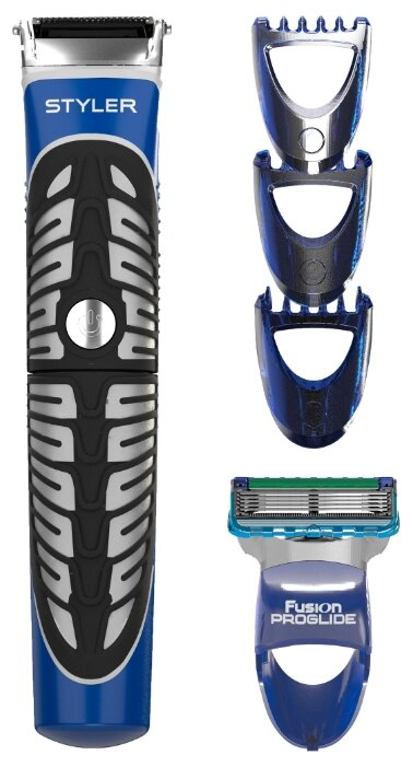 2. Gillette Fusion ProGlide Styler