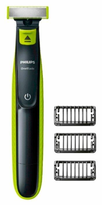 1. Philips One Blade QP2520/30 - универсальность и комфорт