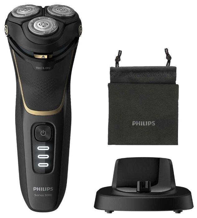 2. Philips S3333 Shaver 3300 – мгновенная эффективность