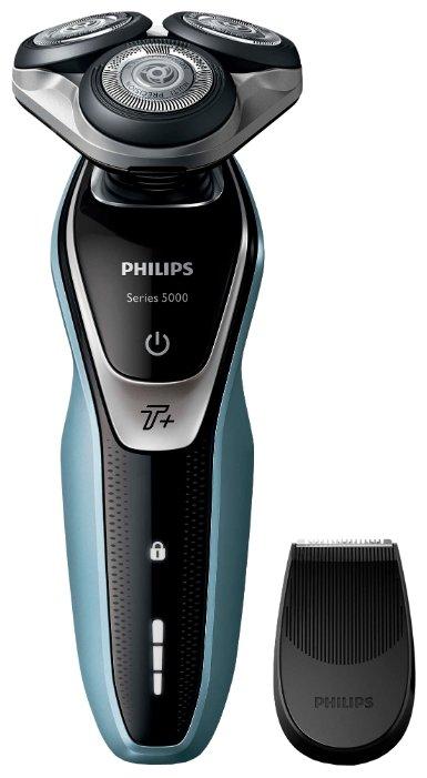 5. Philips S5530 Series 5000 - отличная сборка