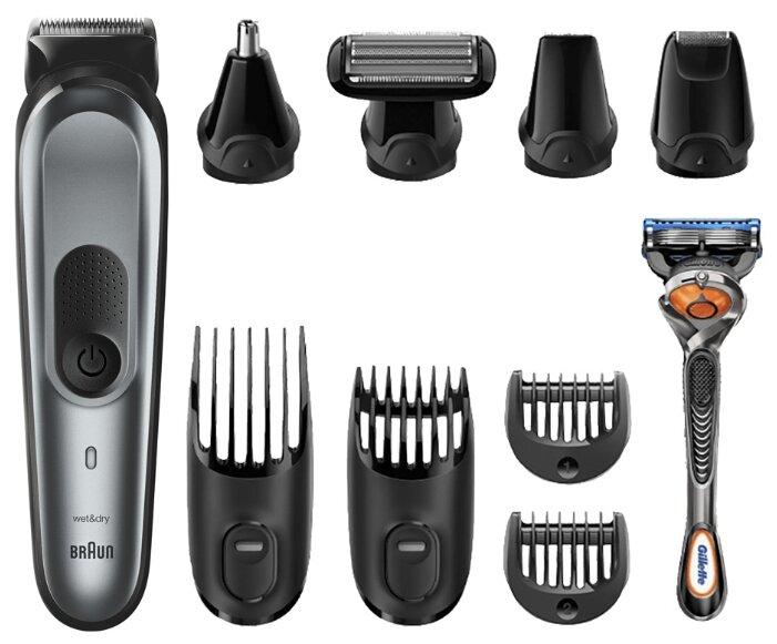5. Braun MGK 7221 - разнообразие стилей