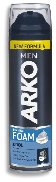 3. Пена для бритья Cool Arko