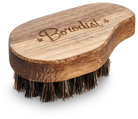 2. Щетка для бороды Borodist Mini