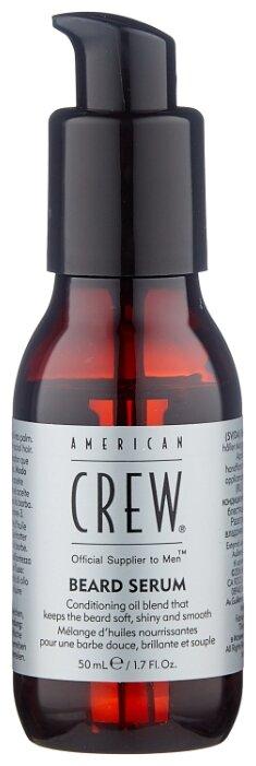 2. American Crew Сыворотка для бороды Beard Serum