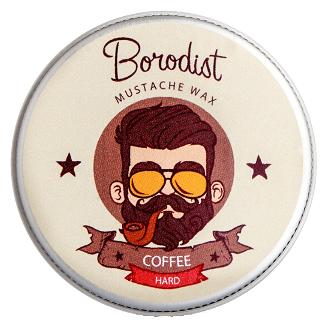 2. Borodist Воск для усов Coffee