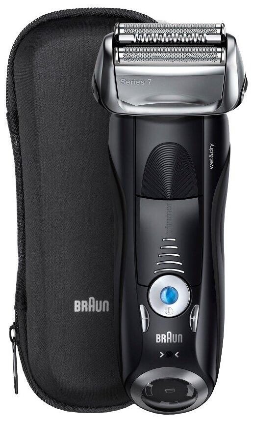 5. Braun 7842s Series 7 - абсолютная стабильность и управляемость